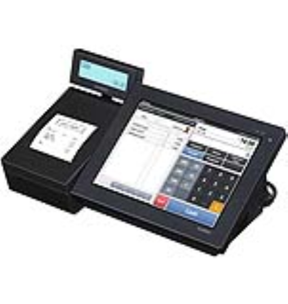 Picture of Casio Cash Register VR 100