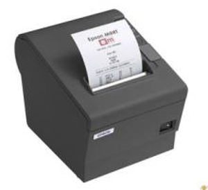 Picture of Epson Printer TM-T88VI Receipt Printer BT USB Ethernet