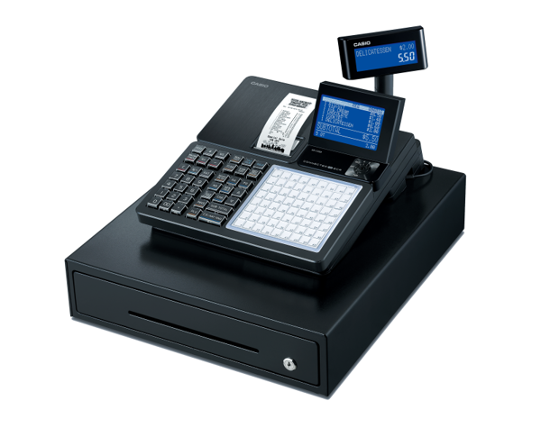 Picture of Casio Cash Register SRC550